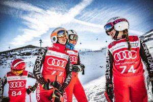 Audi quattro Cup 2019 Valgrande Pajares