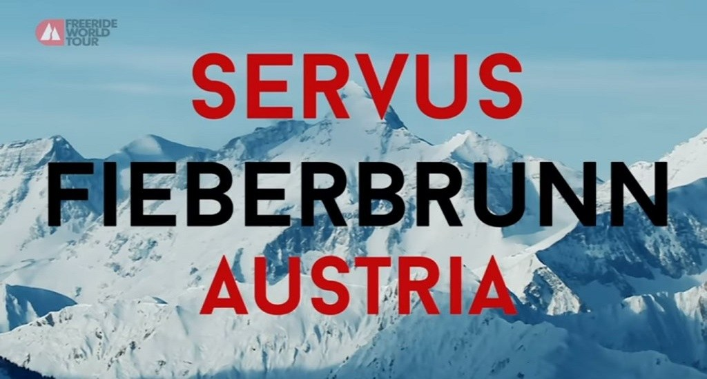 tráiler Freeride World Tour de Fieberbrunn 2019