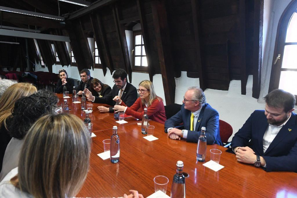 impulsar candidatura Pirineus-Barcelona