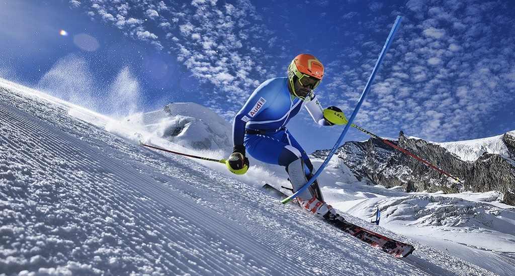 españoles Mundiales de Are 2019 slalom gigante