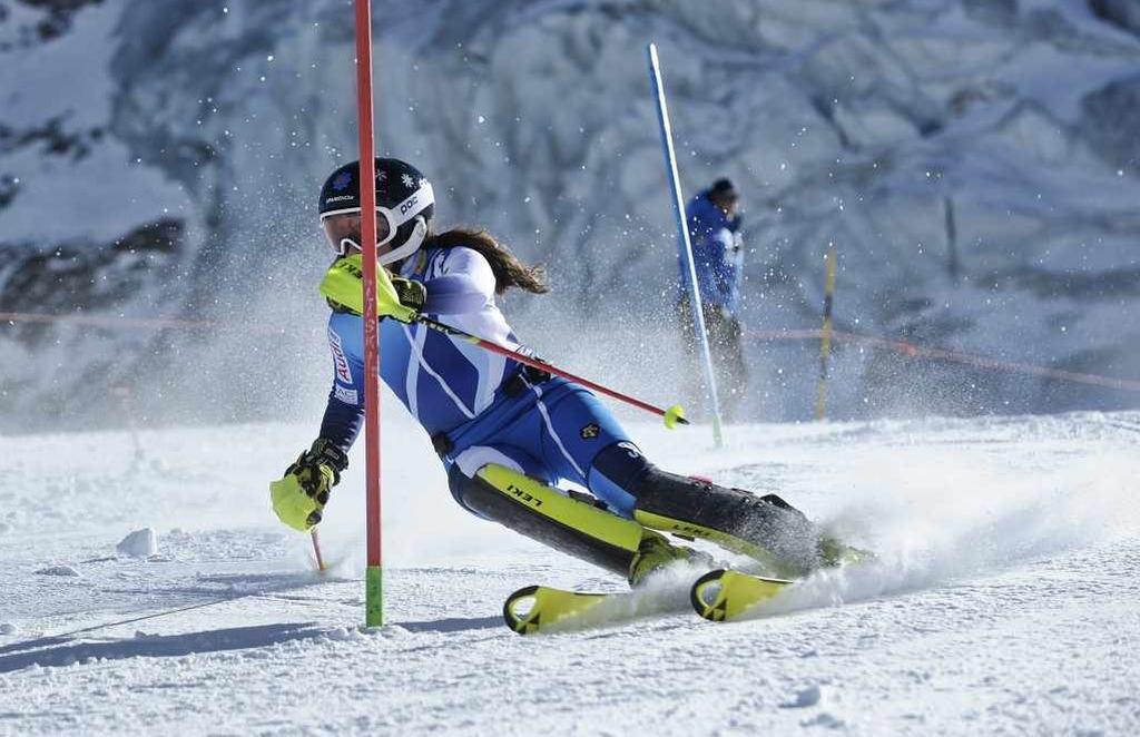 españoles Mundiales Are slalom gigante_Nuria Pau