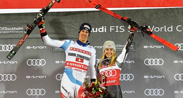 ¡Globo de Cristal en slalom para Mikaela Shiffrin!