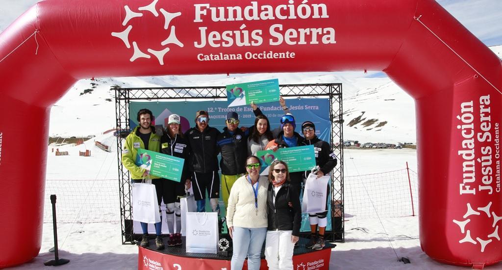 Clasificación Trofeo Fundación Jesús Serra 2019