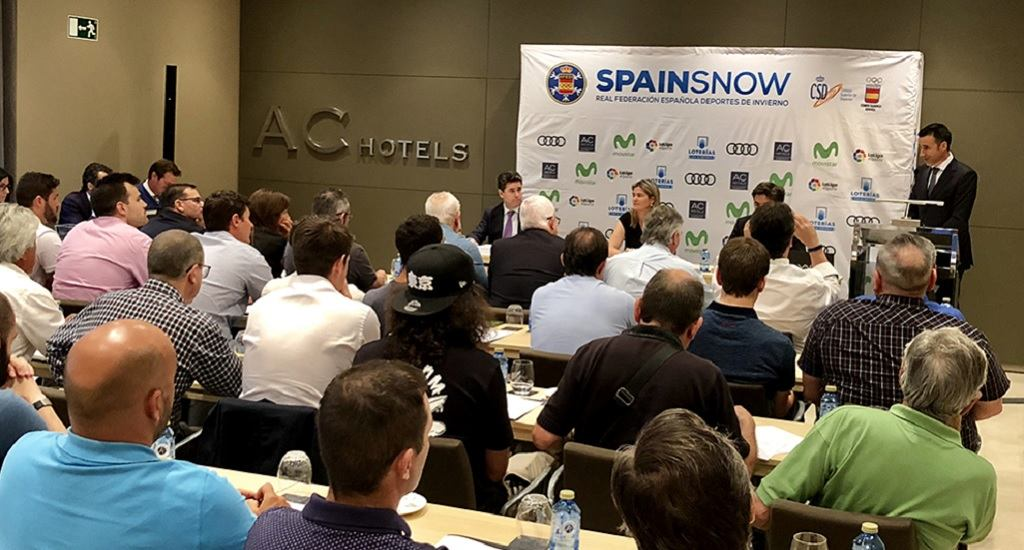programa primer congreso RFEDI-Spainsnow