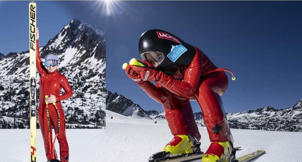 Campeonatos del Mundo de Esquí de Velocidad 2019