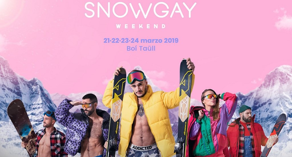 Snowgay Weekend 2019