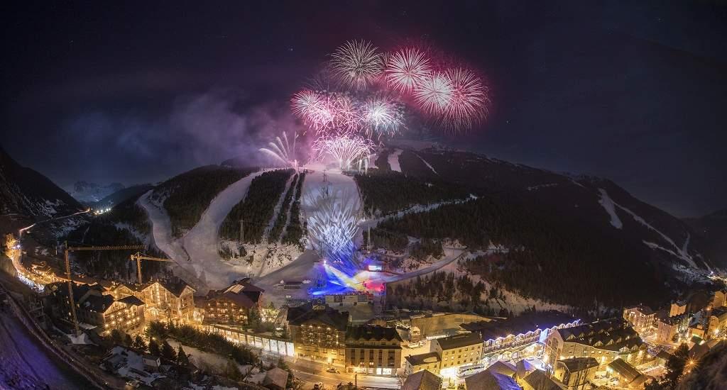 inauguración Finales Copa del Mundo Andorra 2019