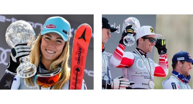 Resultados de la Copa del Mundo de Esquí Alpino 2018-2019