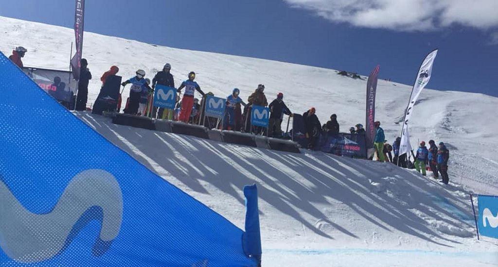 resultado Copa de España de skicross y snowboardcross 2019