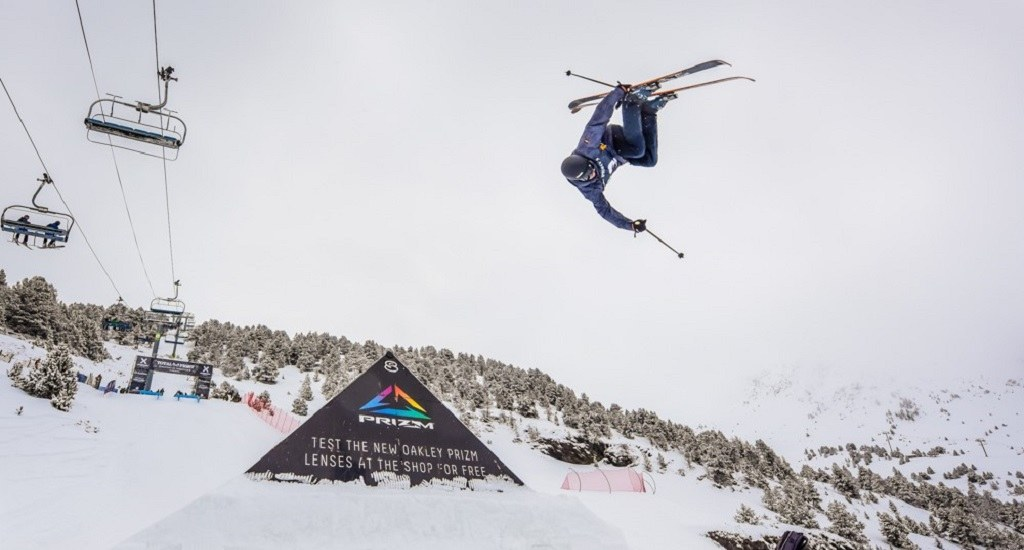 Grandvalira Total Fight 2019 de Freeski