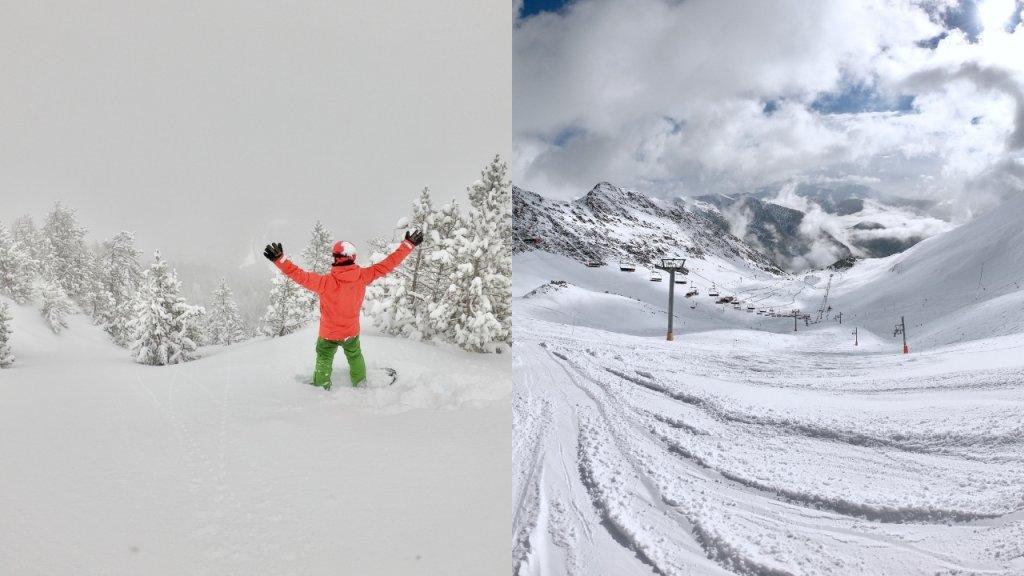 esquiar gratis Pal-Arinsal 22 de abril