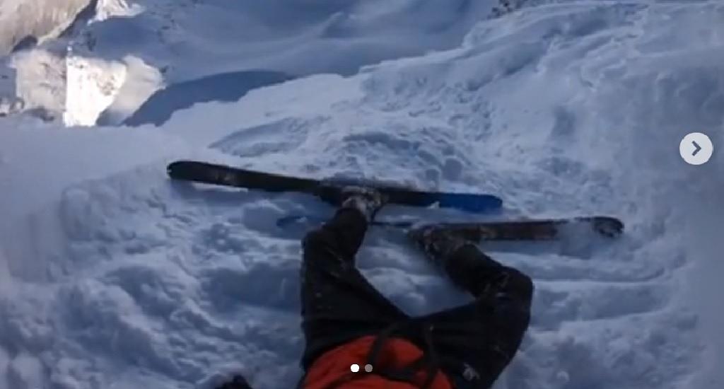 vídeos descenso Kilian Jornet