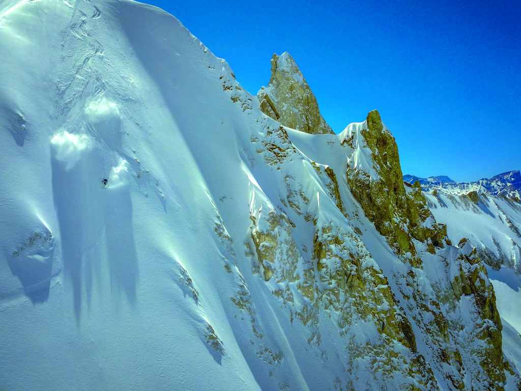 Cerro de los Dedo del Fraile Malargüe Argentina