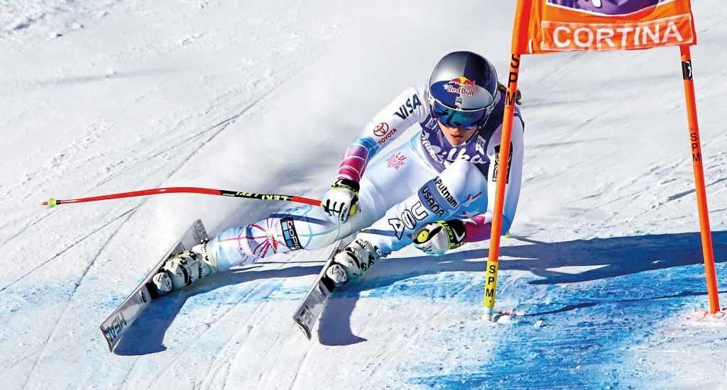 Lindsey Vonn Premio Princesa de Asturias de los Deportes 2019