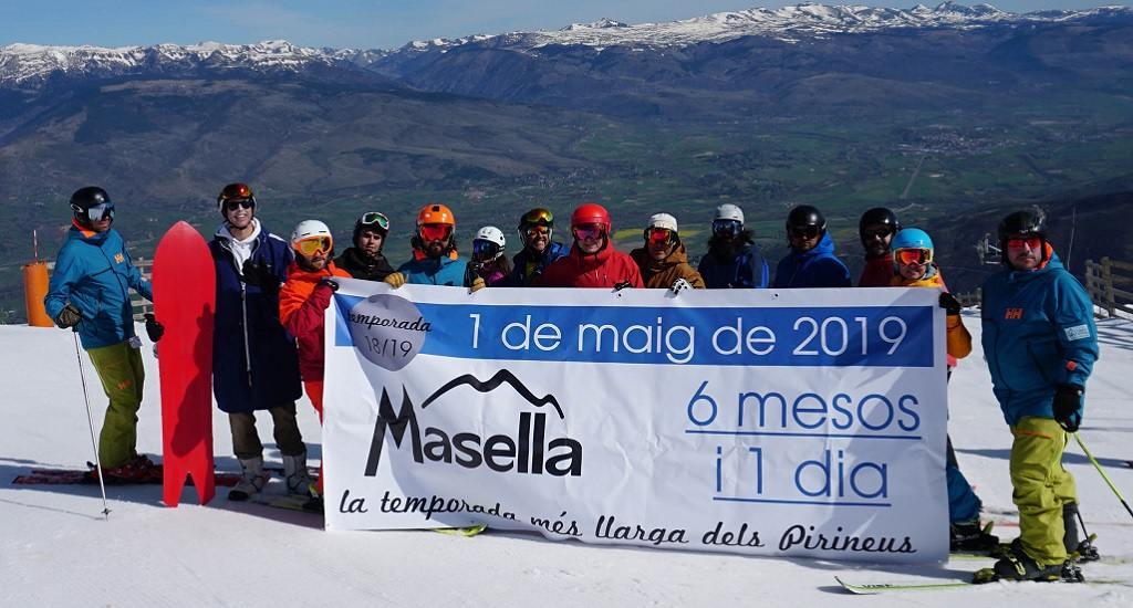 Masella temporada 2018-2029