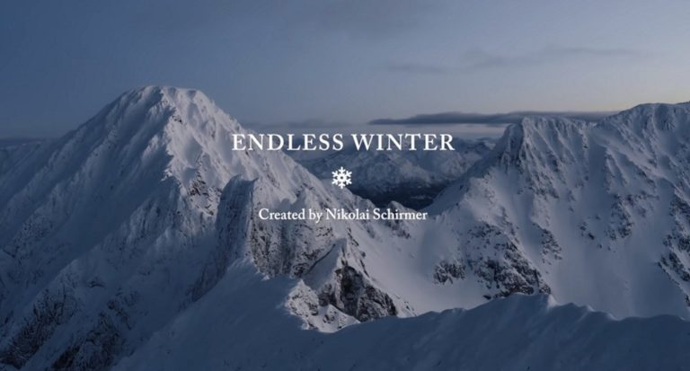 Endless Winter: Esquiar mejor emitiendo menos CO2
