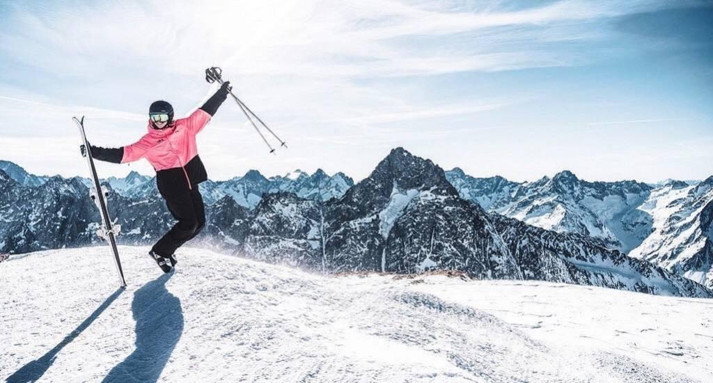 esquí verano Europa barato