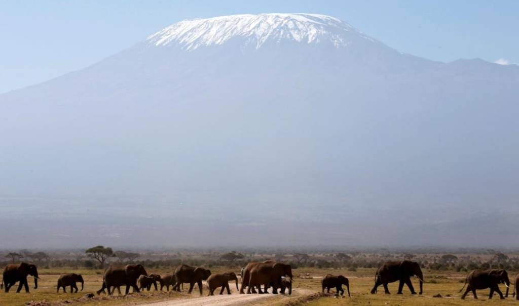 teleférico en el kilimanjaro 1