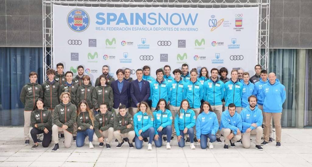 Equipos RFEDI temporada 2019-2020