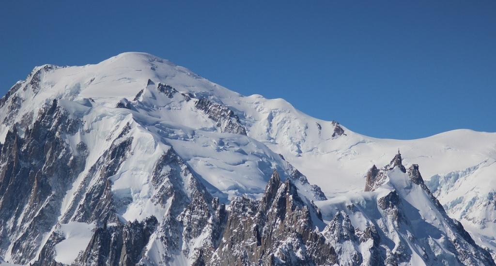 subir Mont Blanc en avioneta