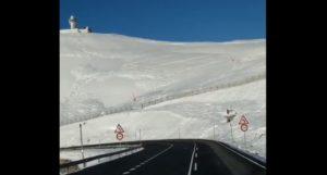 Ha vuelto el invierno y ha dejado hasta 25 cm de nieve