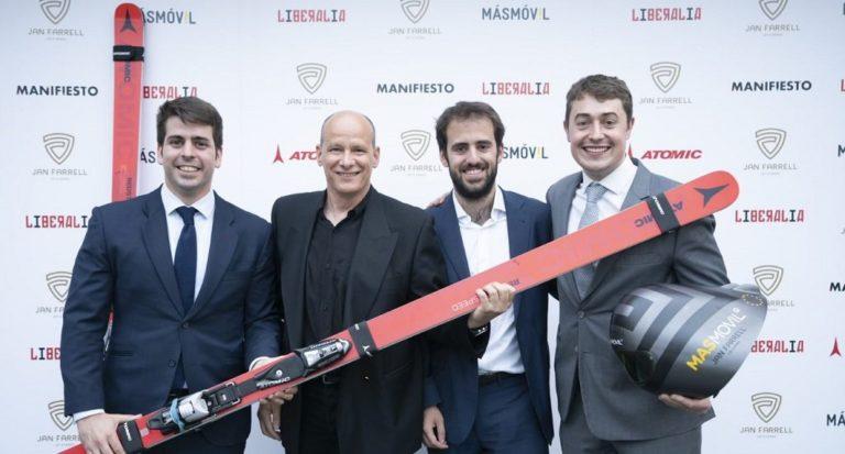 Adarraga desvela en los premios Let's Speed de Jan Farrell que Formigal acogerá la 1ª competición de esquí de velocidad de España