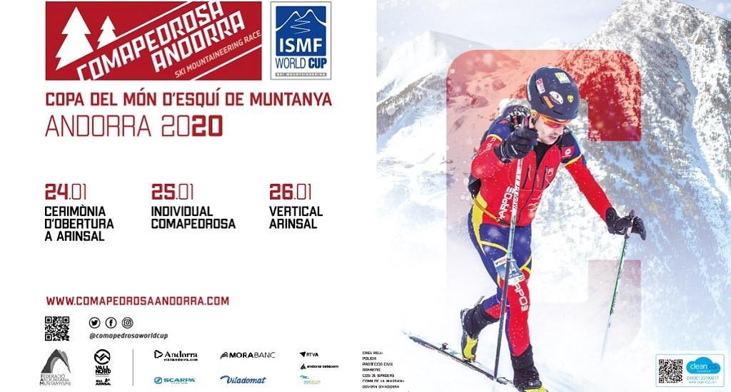 Comapedrosa Andorra World Cup 2020