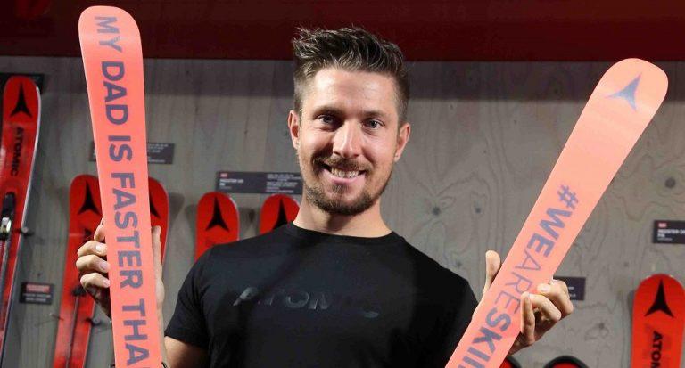 "Hirscher: ""Nací para ser esquiador y competitivo"""