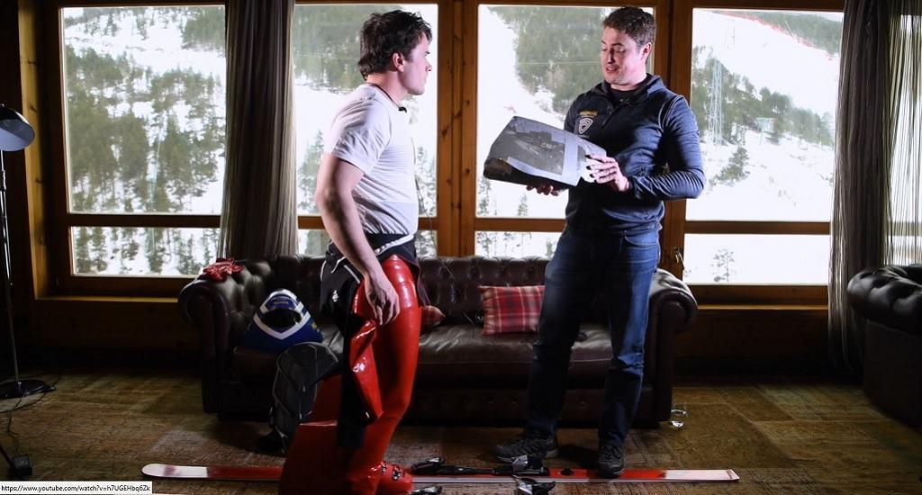 Jan Farrell documental reto speed ski