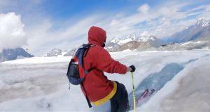 Grabarte en la nieve y lograr un vídeo WOW… ¿Misión imposible?