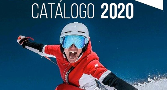 CATÁLOGO SOLO NIEVE 2020