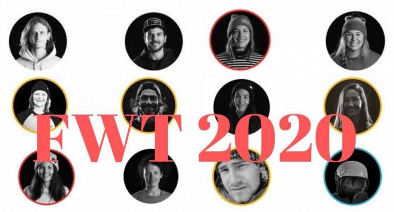 Alineación del FWT 2020: Vigentes campeones, wildcards, rookies…