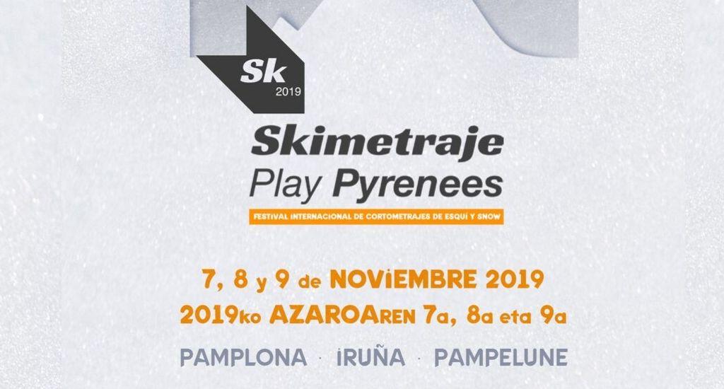 Programa Skimetraje Play Pyrenees 2019