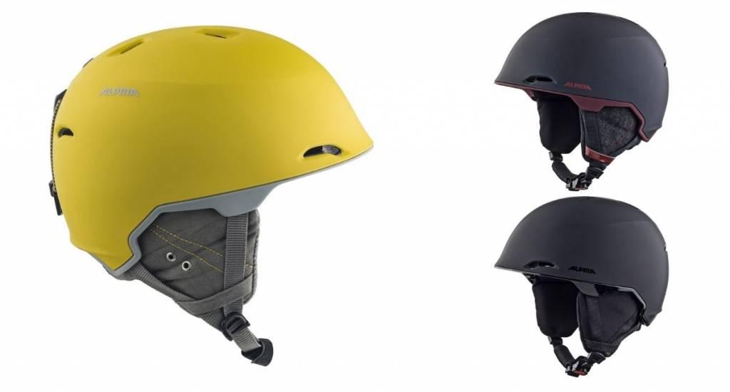 nuevo casco Alpina Maroi