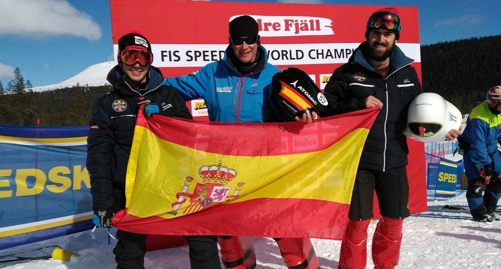 Fechas Copa del Mundo esquí velocidad 2020 Formigal