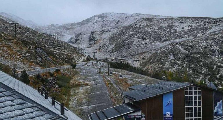 Sierra Nevada se prepara para abrir el 23 de noviembre