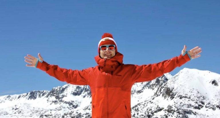 7 consejos para el primer día de la temporada de esquí.