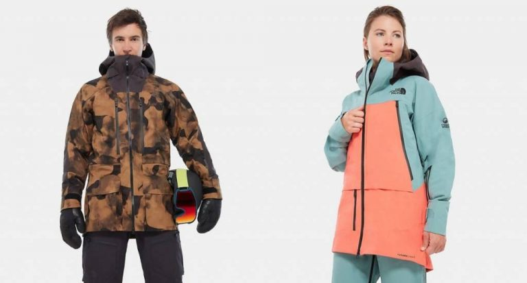 Chaqueta A-Cad FutureLight de The North Face: Al mal tiempo buena cara