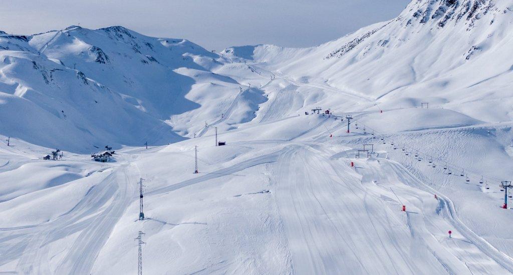 Dónde esquiar este fin de semana