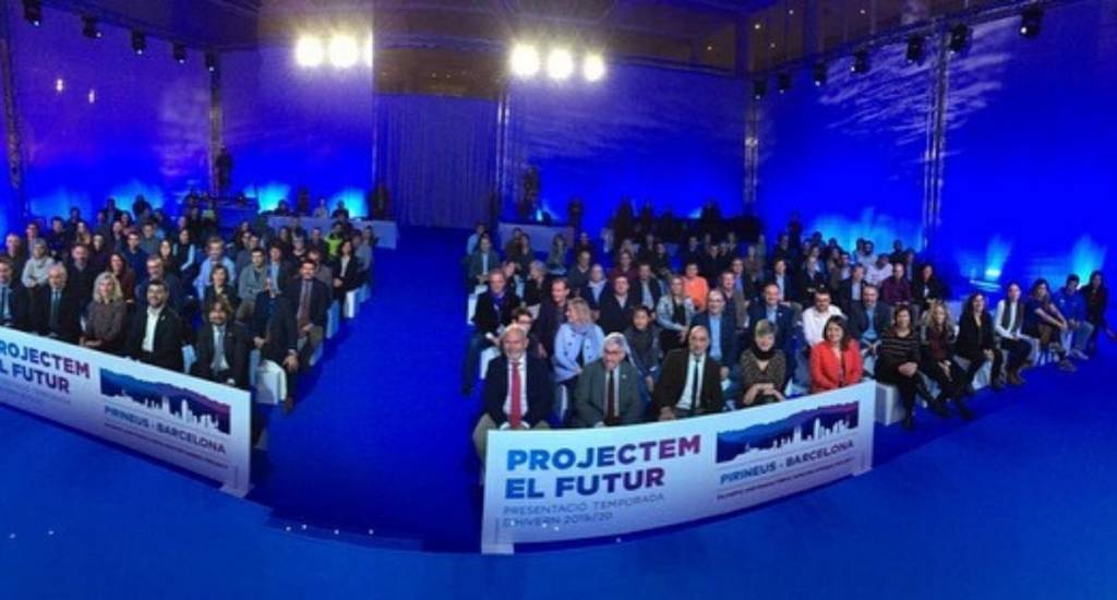 Todo listo proyecto olímpico Pirineus-Barcelona