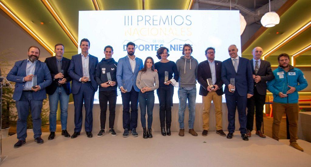 III Premios Nacionales de los Deportes de Nieve