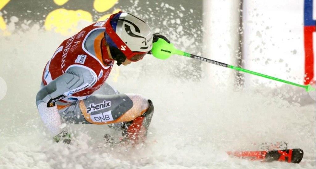 Clasificación slalom Copa del Mundo Levi 2019-2020