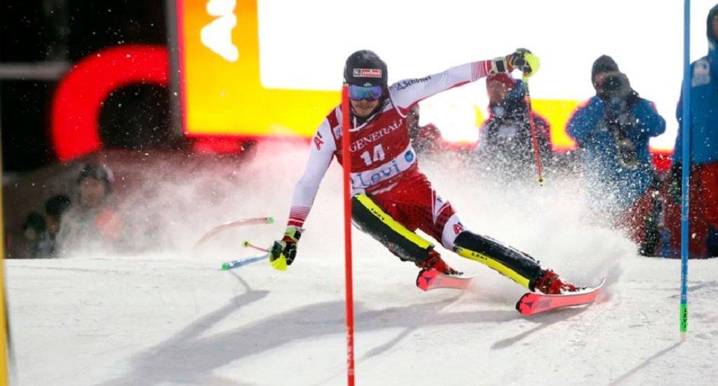 dónde ver slalom Copa del Mundo de Levi 2019