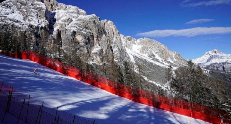 Ya a la venta las entradas para las Finales de Cortina d'Ampezzo