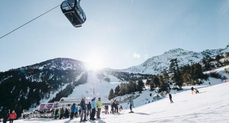 Ordino Arcalís trabaja para seguir incrementando el dominio esquiable