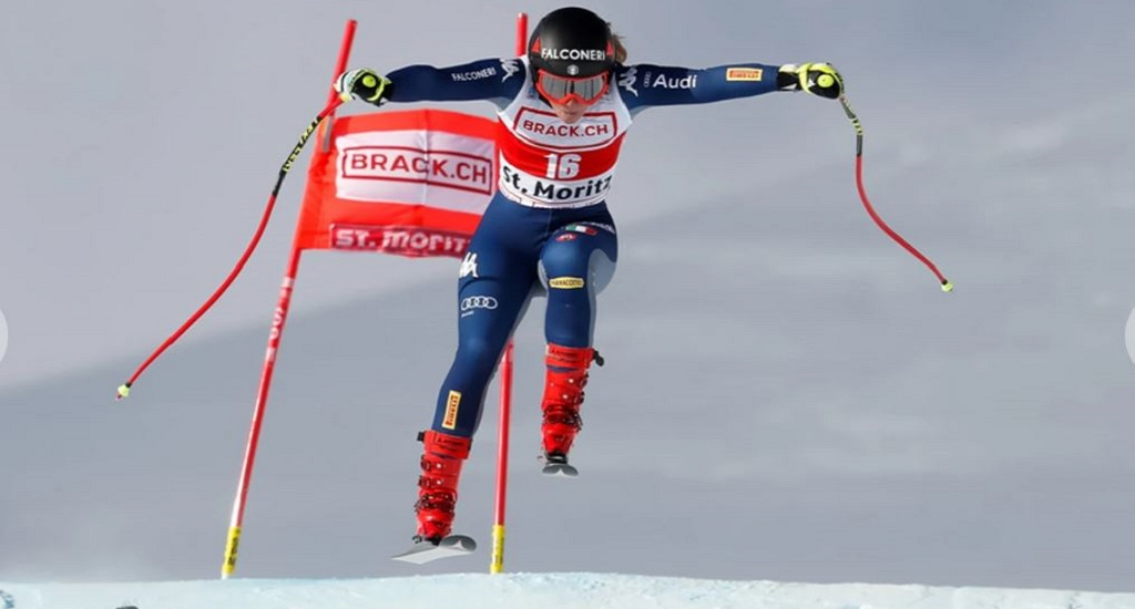 Copa del Mundo de St Moritz 2019 femenina