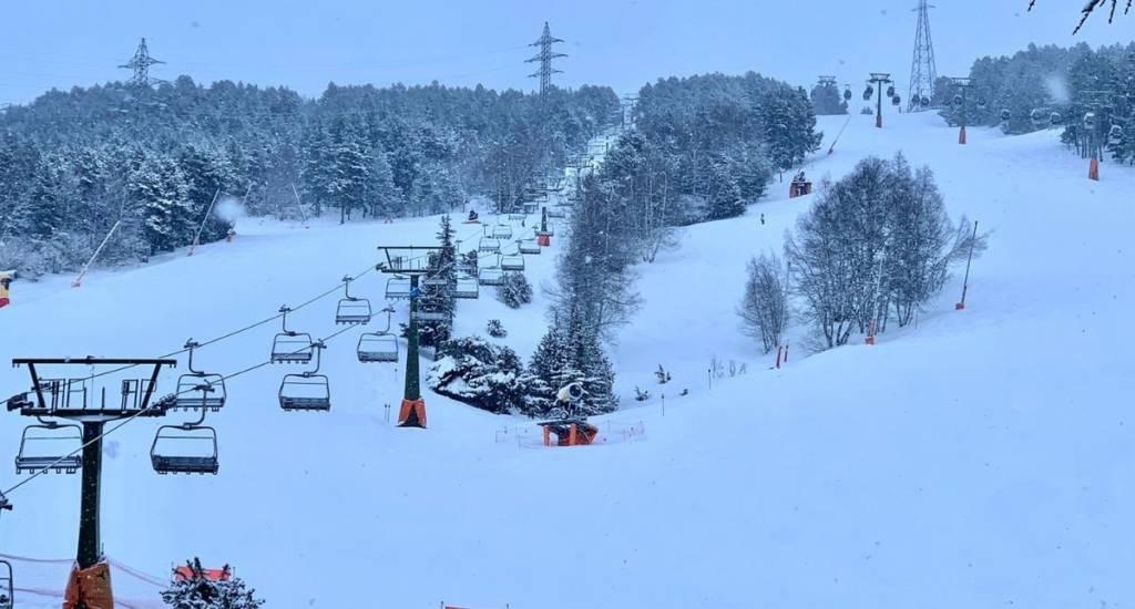 Precio forfait estaciones esquí de España y Andorra