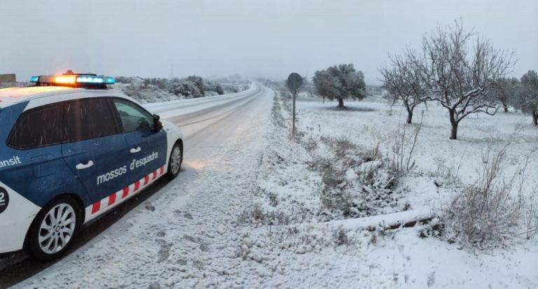 Cómo seguir el estado de las carreteras por el temporal Gloria con información actualizada y en directo