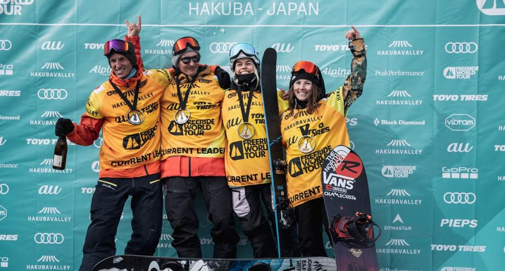 Freeride World Tour Hakuba 2020