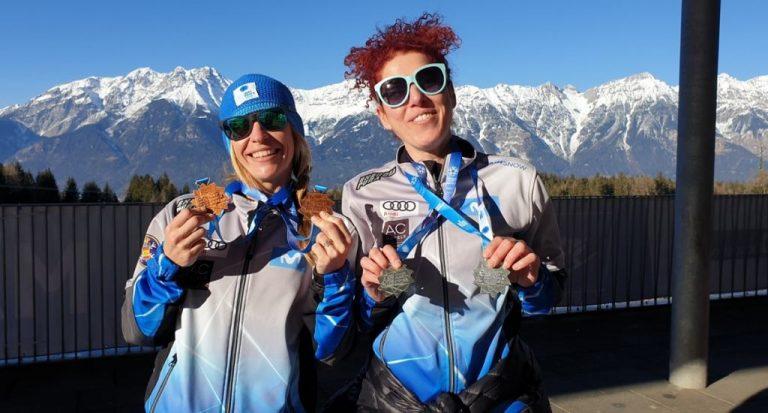 Los Juegos Mundiales de Invierno de categorías Master nos traen 4 nuevas medallas